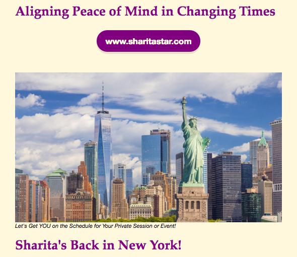 SharitaStar.NYC.August2019