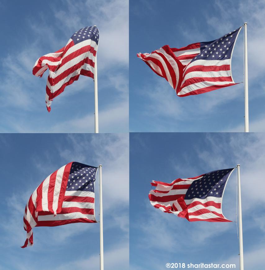 AmericanFlags.SharitaStar