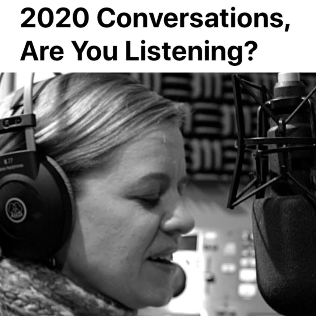 Listen to Sharita talk about 2020's expected unexpected energy & more!